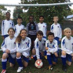 Footbal team SJS