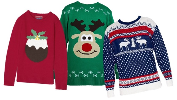 National Christmas Jumper Day – Wear a Christmas jumper to raise money for Save the Children